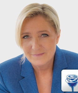 Photo de LE PEN Marine